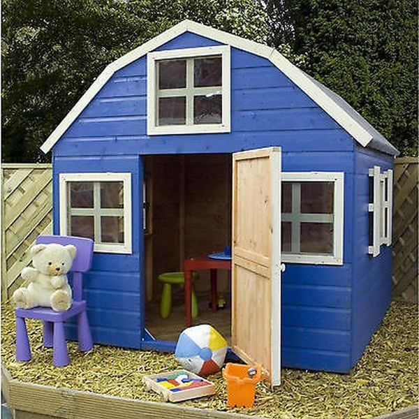 Cheap Wooden Playhouses