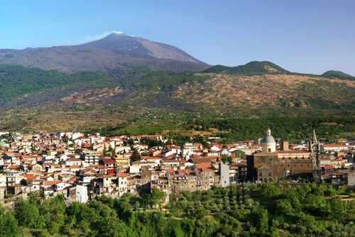 La Strada del Vino dell'Etna |