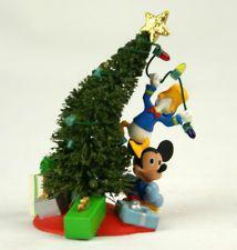 Disney Hallmark Ornament TrimmingTree Donald Duck Mickey Mouse 2007 Christmas