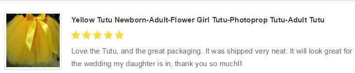 Yellow Tutu Newborn-Adult-Flower Girl Tutu-Photoprop Tutu-Adult Tutu #etsy #etsyshop #flowergirl #wedding #pittmade