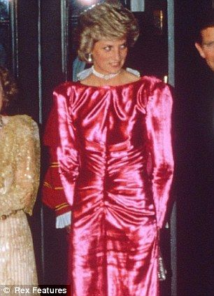 Princess of Wales. Proof that even Princess Diana could get it wrong.