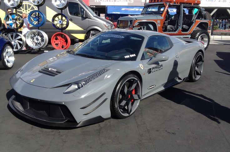 SEMA 2015 weird and wonderful picture special | Autocar