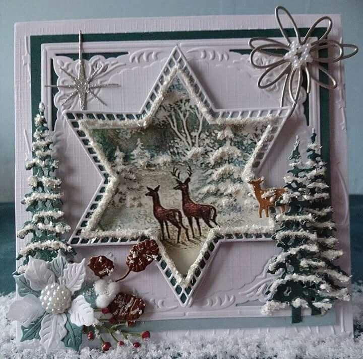 Beautiful Christmas Cards Christmas Fun Homemade Cards