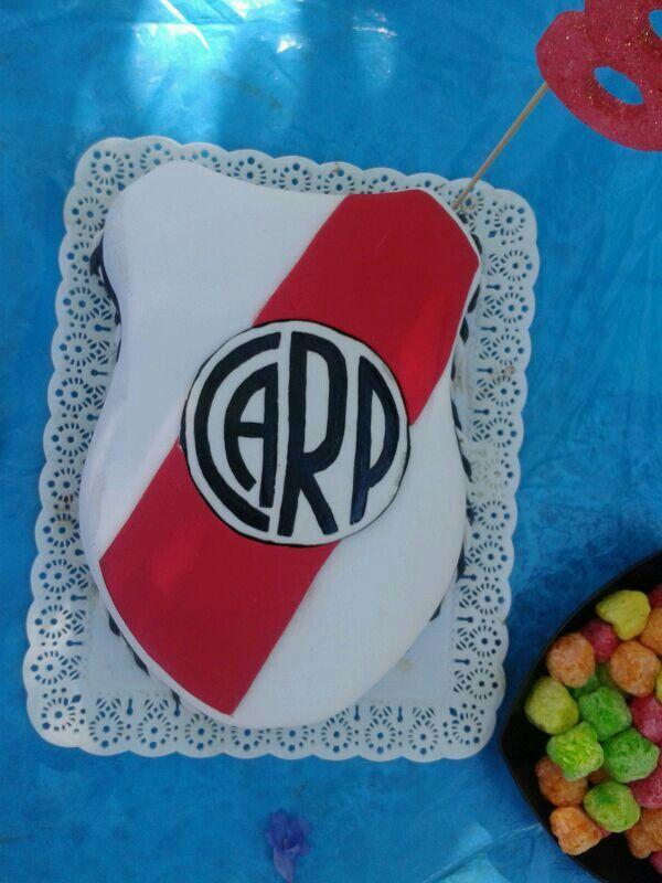 Torta de River...