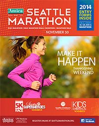 Registration link for Seattle Half Marathon