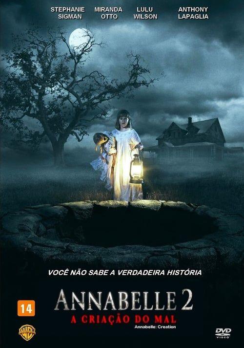 Watch->> Annabelle: Creation 2017 Full - Movie Online