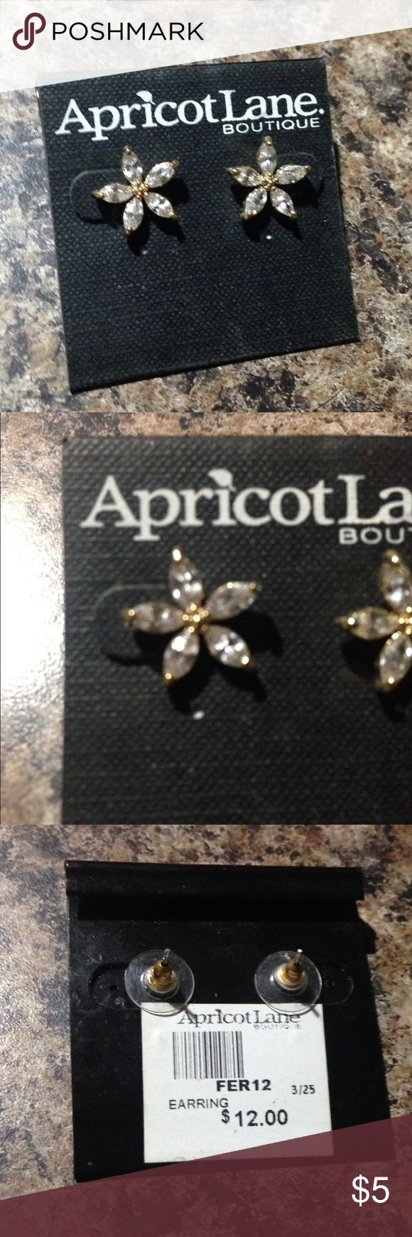 Apricot Lane Earrings Never been worn Apricot Lane Earrings Apricot Lane Jewelry Earrings