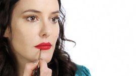 Lisa Eldridge Make Up | Video | How To Wear Dramatic Matte Red Lipstick - a La Dita Von Teese