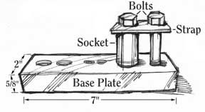 Simple Bending Jig - The Tinbasher