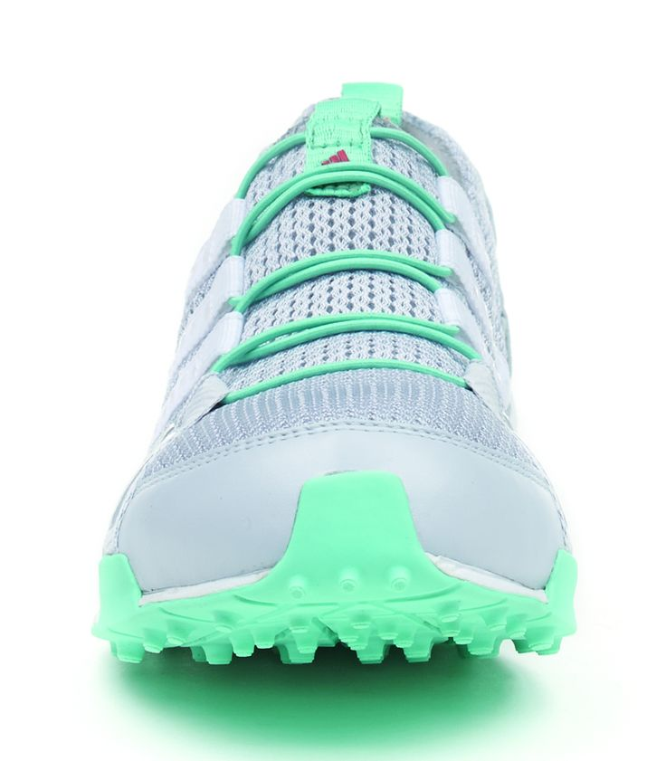 ADIDAS LADIES CLIMACOOL BALLERINA GOLF SHOES GREY/MINT | Discount Prices  for Golf Equipment