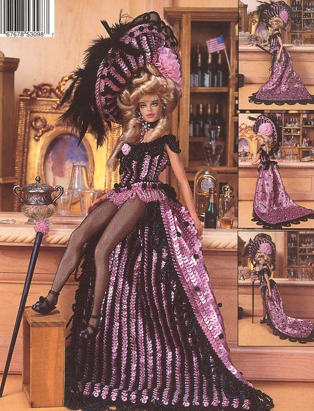 Image Detail For Wild West Showgirl Paradise 87 Barbie Doll