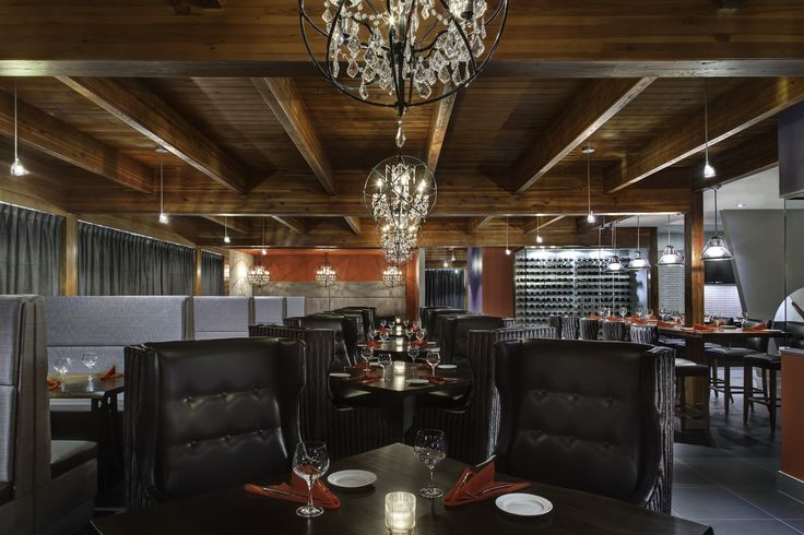 Runway 25 Steak Lounge Thunder Bay