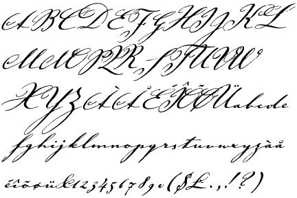 21 Best 17th 18th Century Letter Writting Images On