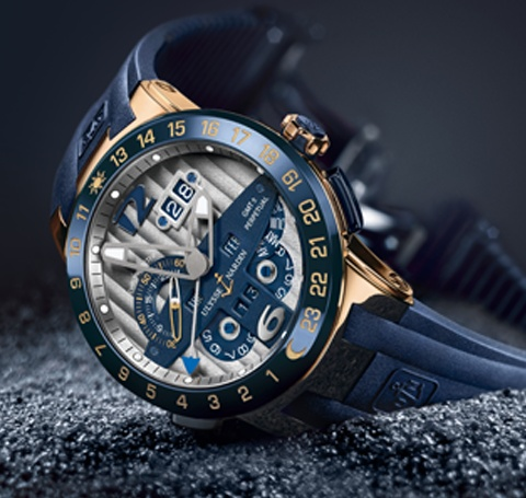 Ulysse Nardin, The perpetual calendar, Swiss watch