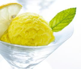 Done and delish - Recipe Lemon Ice Cream by Thermomix in Australia - Recipe of category Desserts & sweets