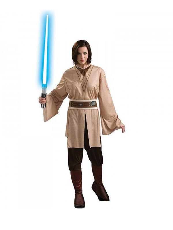 Disfraz Jedi Star Wars mujer