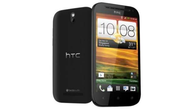 HTC unveiled it's new Smartphone as HTC ONE SV to be launched