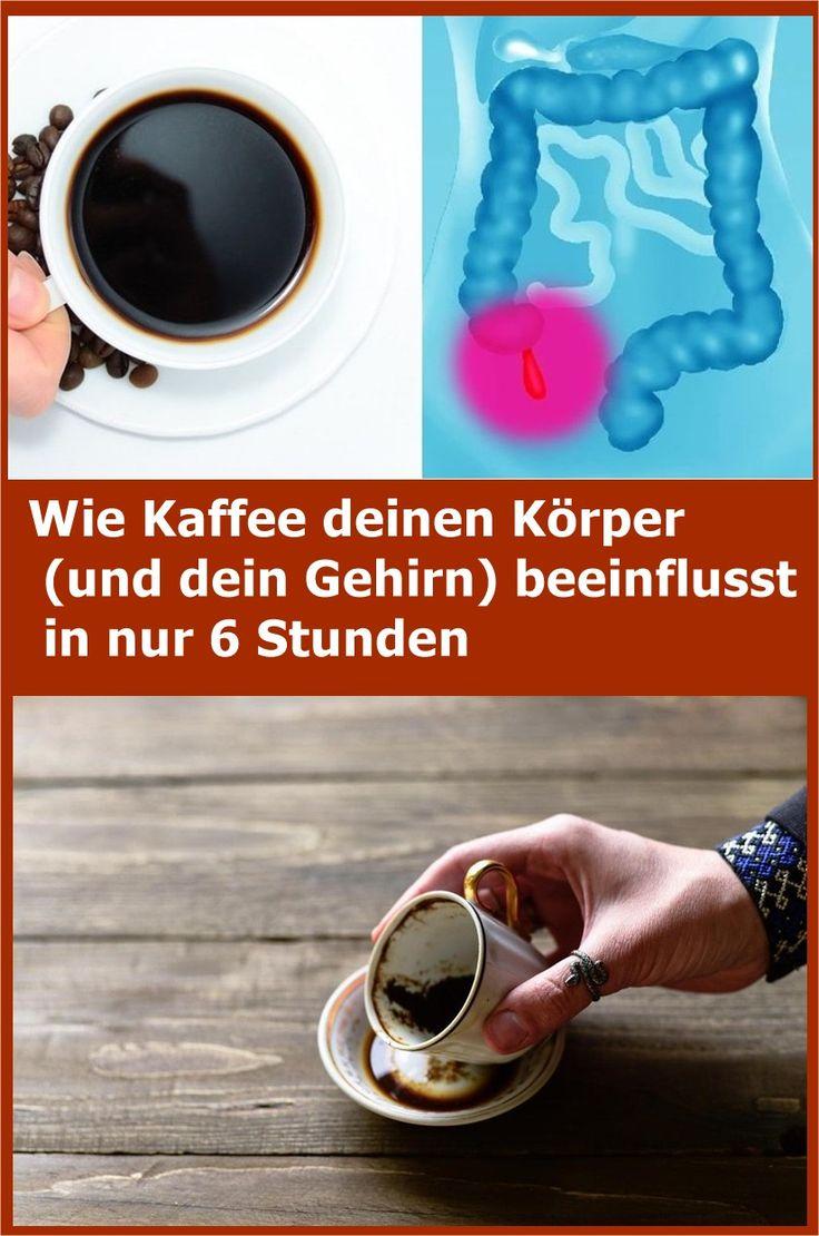 Wie Kaffee deinen Körper (und dein Gehirn) beeinflusst in nur 6 Stunden | njusk…