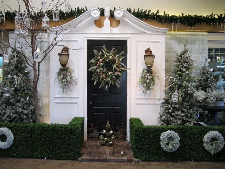 156 Best Christmas Decorations Images On Pinterest | Christmas Ideas, Christmas  Decorating Ideas And Christmas Window Decorations Part 60