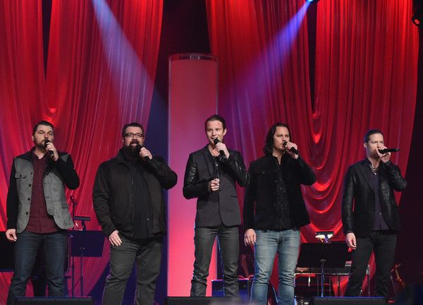 Home Free Photos Photos - Home Free performs during the 2016 Inspirational Country Music Association Awards at Trinity Music City on October 27, 2016 in Hendersonville, Tennessee. - 2016 Inspirational Country Music Association Awards