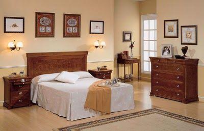 Dise o de dormitorios clasicos para m s informaci n for Diseno de paredes con cuadros