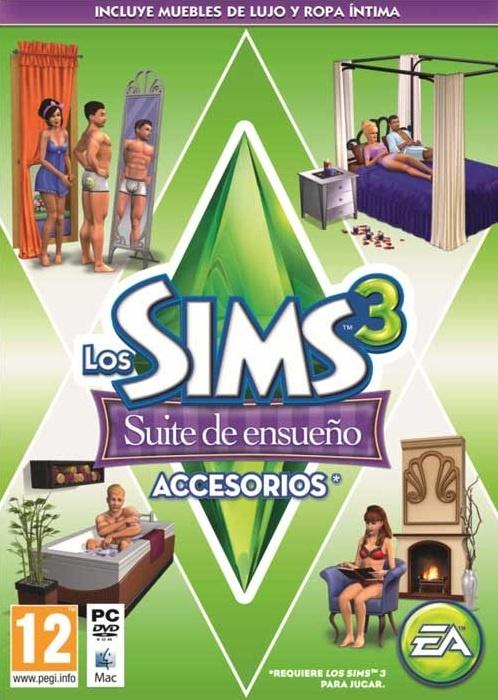 Los Sims 3 Suite de ensueño