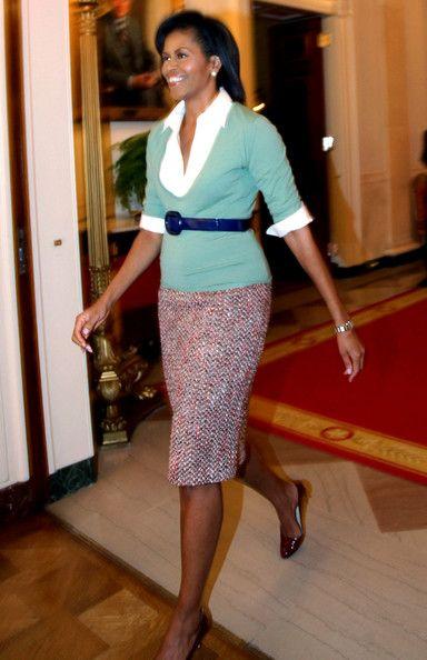 Michelle O. Always polished, always interesting.
