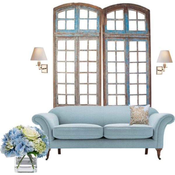 """""""The Summer House Look"""" by couchfurniture on Polyvore"""