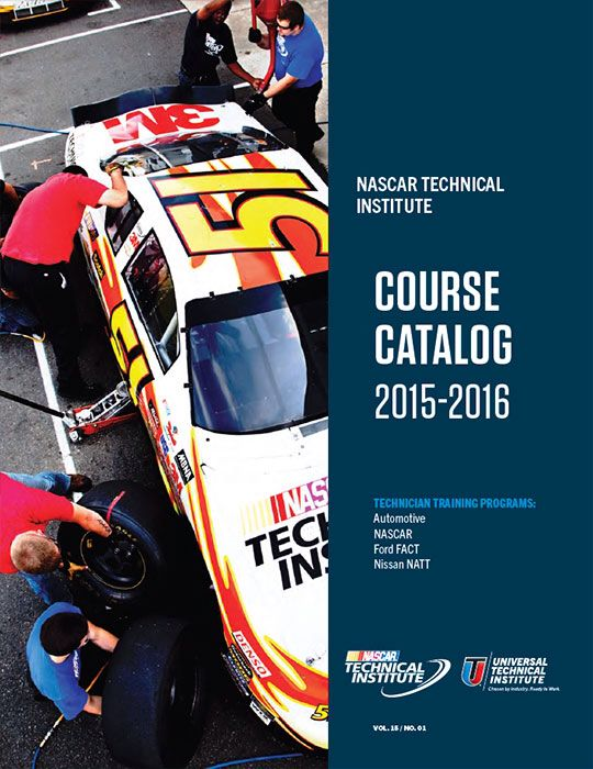NASCAR Technical Institute will be at #heavcon! http://www.uti.edu/programs/diesel
