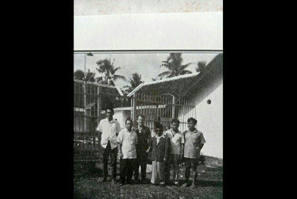 Yunan Nasution, Syahrir, HAMKA: Kisah dalam Penjara Era Sukarno