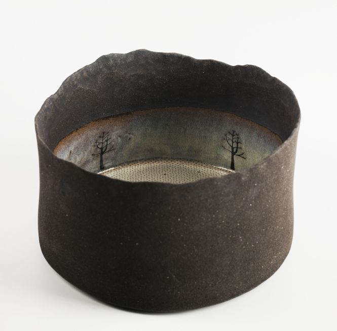 Julia Smith Ceramics - part of the Craft Scotland Summer Show