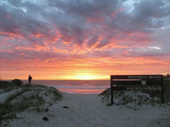Tarcoola beach, Geraldton Western Australia via gerogram.com