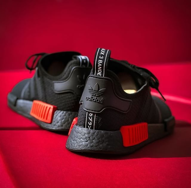 a5a43751c668d adidas NMD R1     three stripes at its  best!  nmd  nmdr1  adidasnmd   adidasnmdr1  adidas  adidasoriginals  adidasboost  boost  everysize  bred