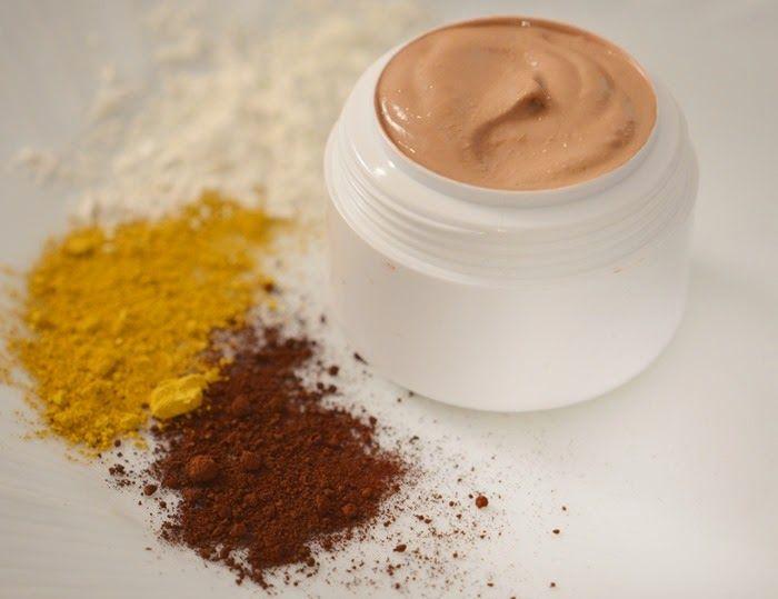 Receta BB-Cream Casera (Crema de dia matificante antiarrugas con proteccion solar) - Cosmética Natural Casera Blog