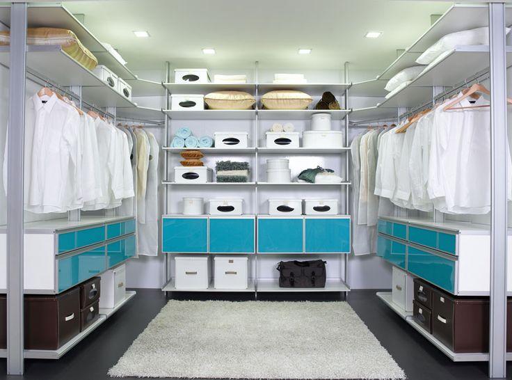 Die besten 25+ Wardrobe systems Ideen auf Pinterest Eingebauter - begehbarer kleiderschrank modular system