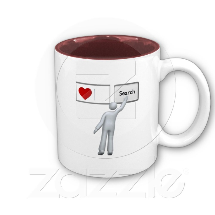 Searching for love - #mugs ...