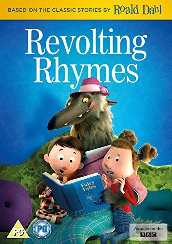 From 5.99:Revolting Rhymes [DVD]