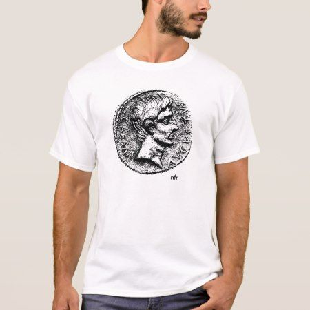 Roman Coin - nfr T-Shirt - click/tap to personalize and buy