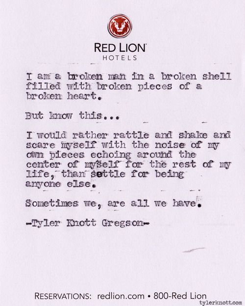 Typewriter Series #262by Tyler Knott Gregson. In love with his typewriter love poems.