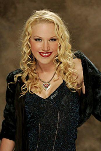 Adrienne Frantz (Amber Moore)