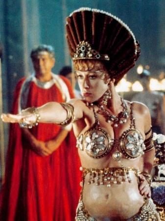 Helen Mirren as Caesonia in Caligula