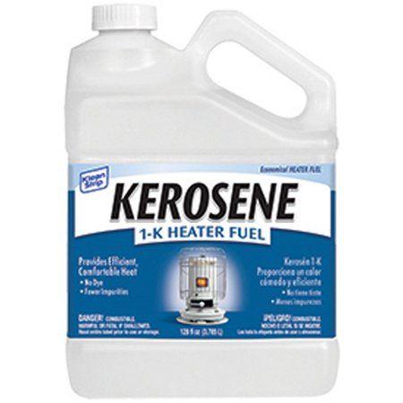 Klean Strip Kerosene Heater Fuel 1 Gal Multicolor