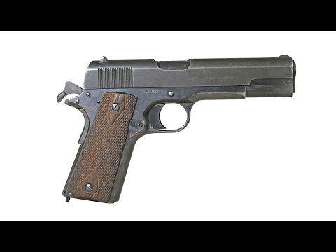 American Rifleman | NRA Gun of the Week: Springfield Armory U.S. Model of 1911 Handgun