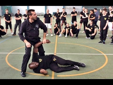 Systema - Russian combat system of Self defense - YouTube