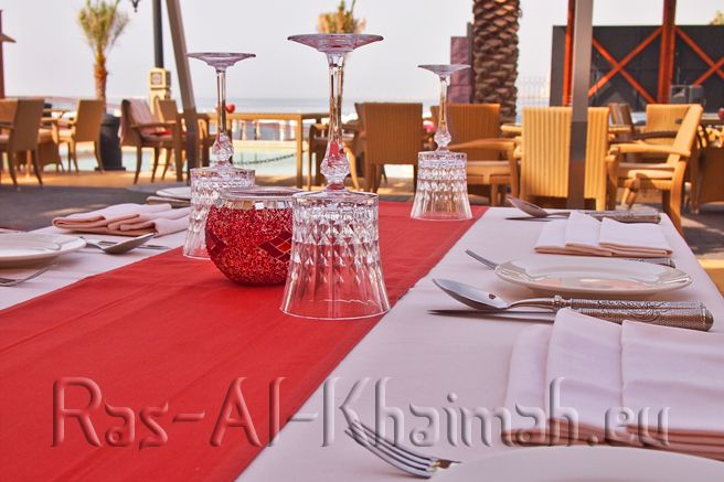 Rixos Bab al Bahr Hotel - Dinner #RixosBabAlBahr #rasalkhaimah #ras_alkhaimah #rak #uae #rakhotel #rixos #rakphotos