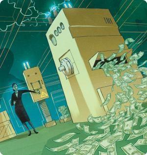 everyone wants money