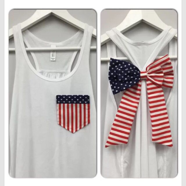 Would be so cute for the fourth