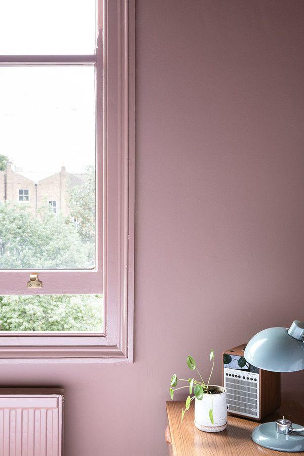 Farrow And Ball Sulking Room Pink Farrow And Ball Living Room Farrow And Ball Bedroom Room Paint