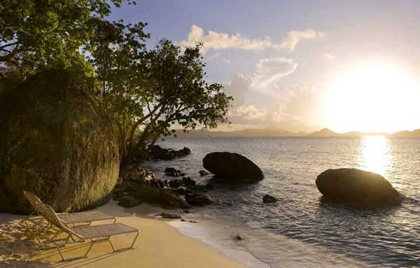 With 7 beaches to choose from at Caneel Bay, you will feel like you are on your own private island!