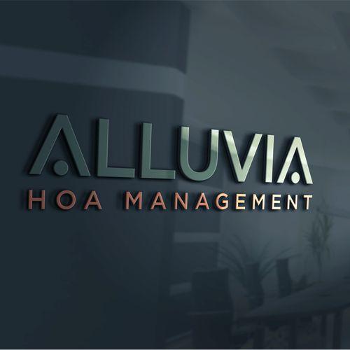 Alluvia HOA Management - Alluvia HOA logo contest